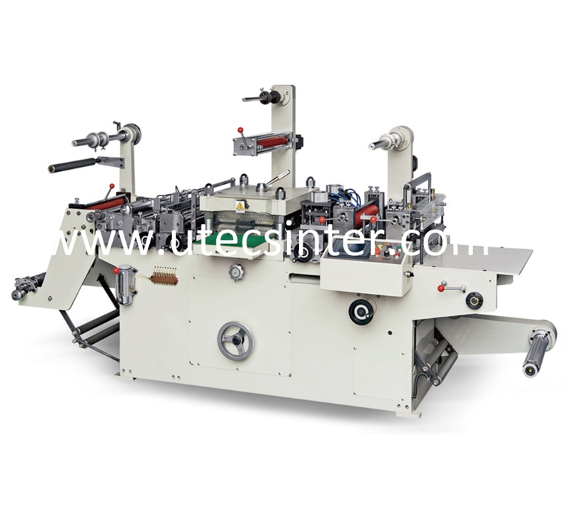 UTM320/420B Automatic Die Cutting Machine For Stickers