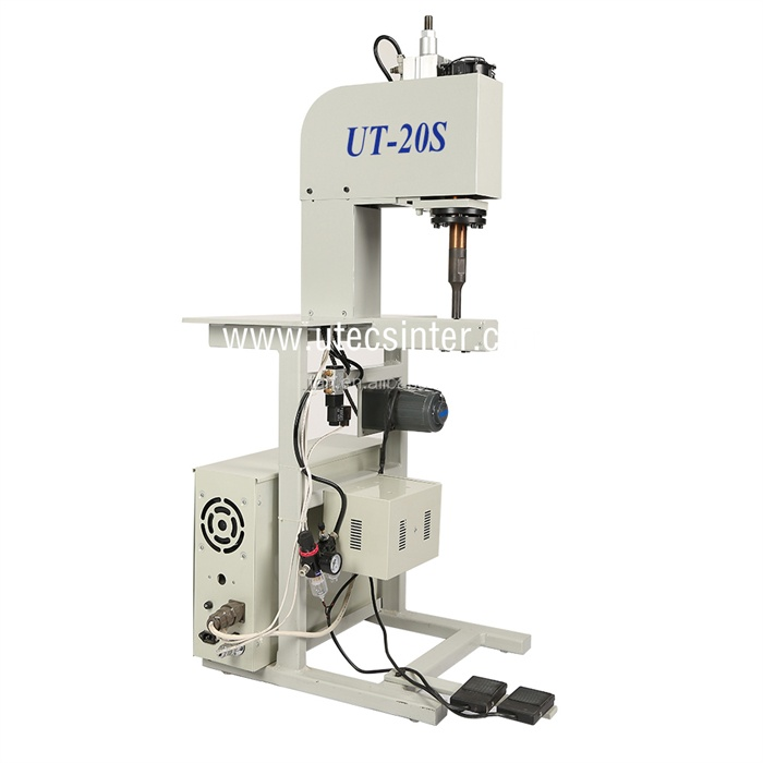 UT20 Ultrasonic Sleeve Sealing Machine