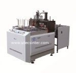 PP-H600 Full Automatic Paper Plate Forming Machine