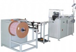 Double Loops Wire Forming and Spooling Machine