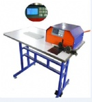 Automatic Double Loop Wire Strip Cutting Machine