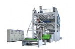 AUTOMTAIC PP NONWOVEN FABRIC PRODUCTION LINE