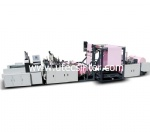WD-B700 Automatic Nonwoven Box Bag Making Machine